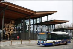Irisbus Citélis 12 CNG – Tisséo Voyageurs / Tisséo n°0936