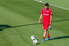 Training Bayer 04 Leverkusen am 27.08.2019