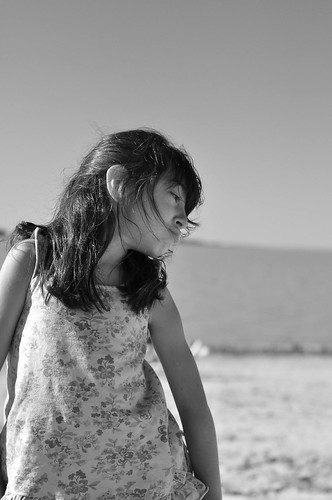 Ema - Feliz en la playa