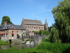 Maroilles Le Moulin de l'Abbaye en2019 (4)