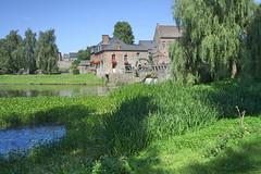 Maroilles Le Moulin de l'Abbaye (Fiche Mérimée PA59000110)
