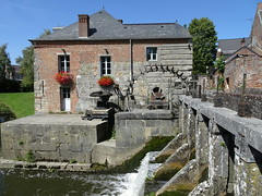 Maroilles Le Moulin de l'Abbaye en2019 (7) - Photo of Locquignol