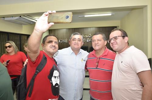 Reunião com lideranças do PT de Icapuí