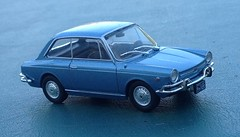 Fiat 800 Coupé Vignale (1966 - Argentina)
