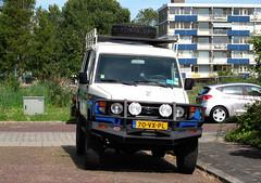2001 Toyota Land Cruiser 70 4.2 D Hardtop Lang Van