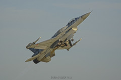 General Dynamics F-16 Fighting Falcon / 31.BLT - Polish Air Force / 4056