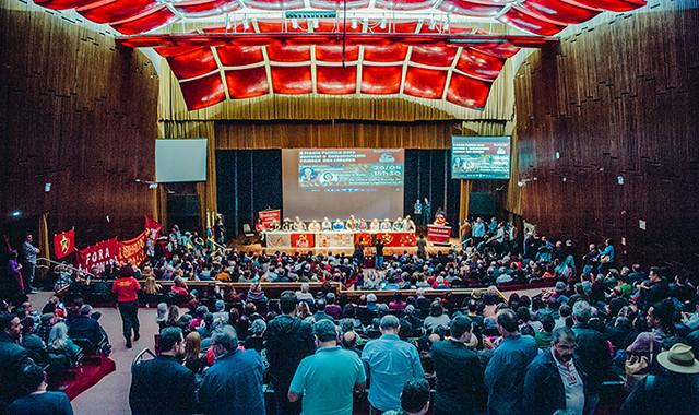 Evento lotou o teatro Dante Barone da Assembleia Legislativa do RS nesta segunda-feira (26) - Créditos: Fotos: Alexandre Garcia