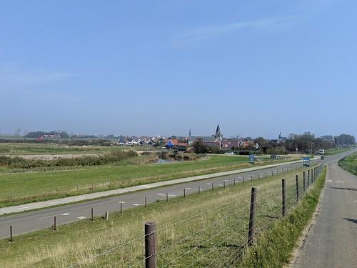Texel biking