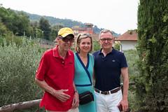 In Loro Ciuffenna, Tuscany