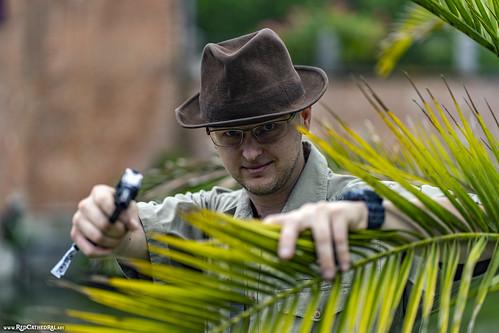 Dr. Jones? Dr. Indiana Jones?