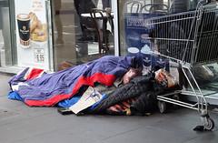 Homeless in Melbourne