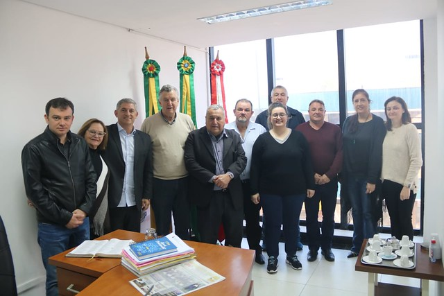 26/08/2019 Executiva Progressistas Torres