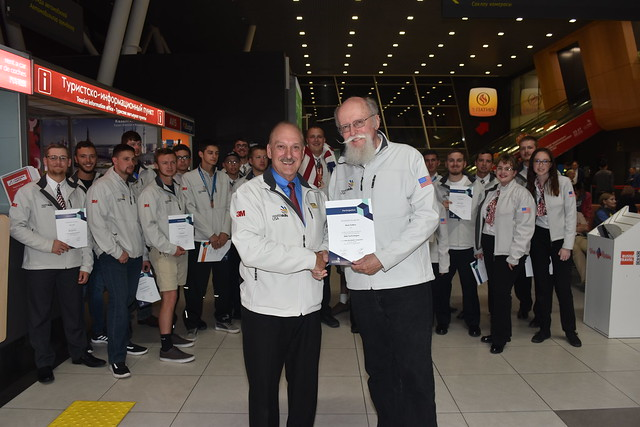 2019 WorldSkills Competition: Awards Ceremony