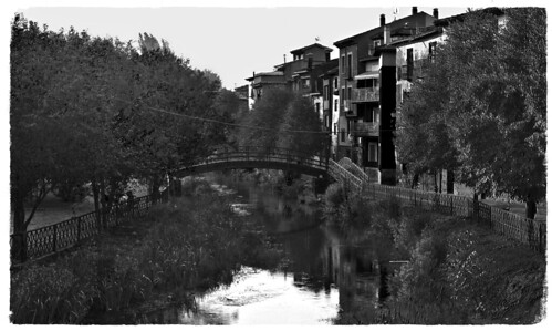 Pont sobre el riu Gallo (Molina d'Aragó)