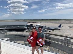 TWA Hotel Trip at JFK International Airport, New York