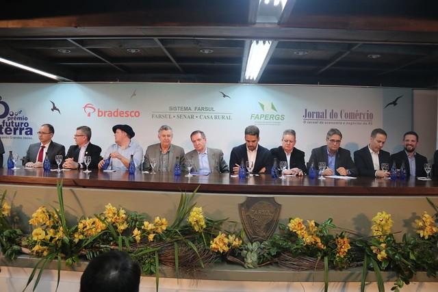 26/08/2019 Prêmio Futuro da Terra - Jornal do Comércio - Expointer