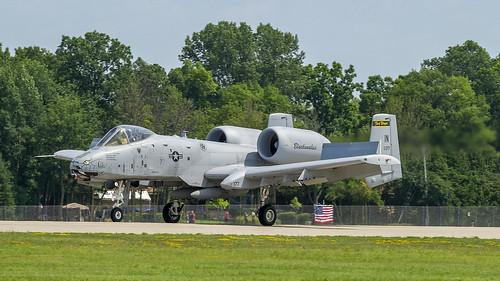 United States Air Force Fairchild A-10 Warthog 80-0177