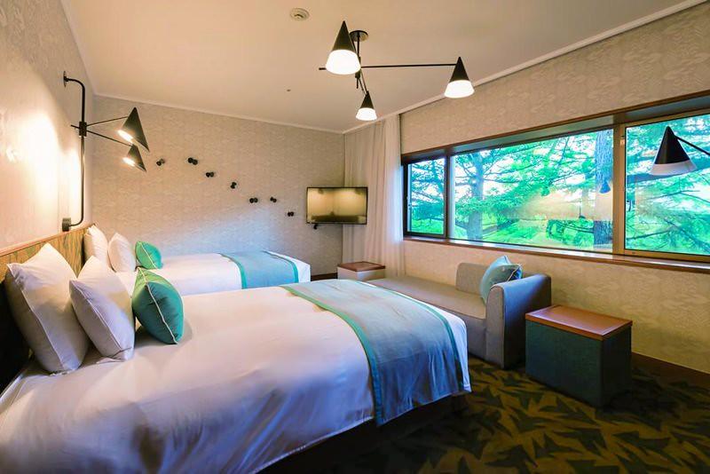 Karuizawa Prince Hotel East 3