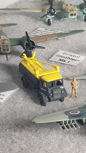 Bedford QL RAF at Williamtown NSW