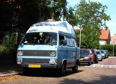 1982 Volkswagen Transporter 1.6 D 253041 (T3)