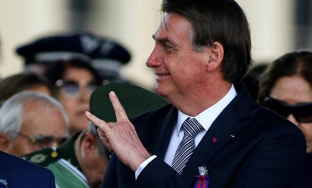 Bolsonaro e o bolsonarismo colocam fogo na Amazônia