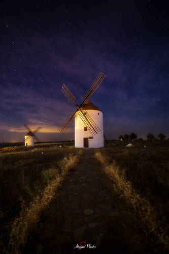 Windmills ...