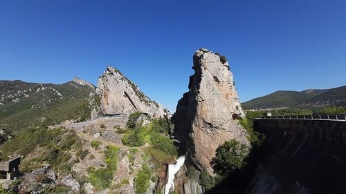 Espagne - Huesca _ Presa de la pena