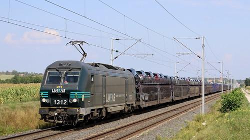 SNCB-NMBS 1312 / Hochfelden