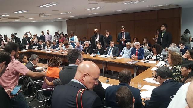Congresso articula fórum permanente de monitoramento da Amazônia