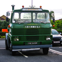 1973 Scammell Tractor Unit YNE845M