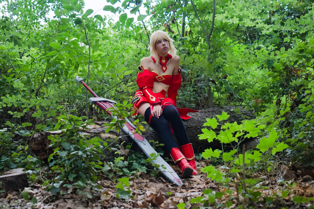 related image - Shooting Mordred - Fate Apocrypha - Berges du Lez - Agropolis -2019-07-27- P1799191