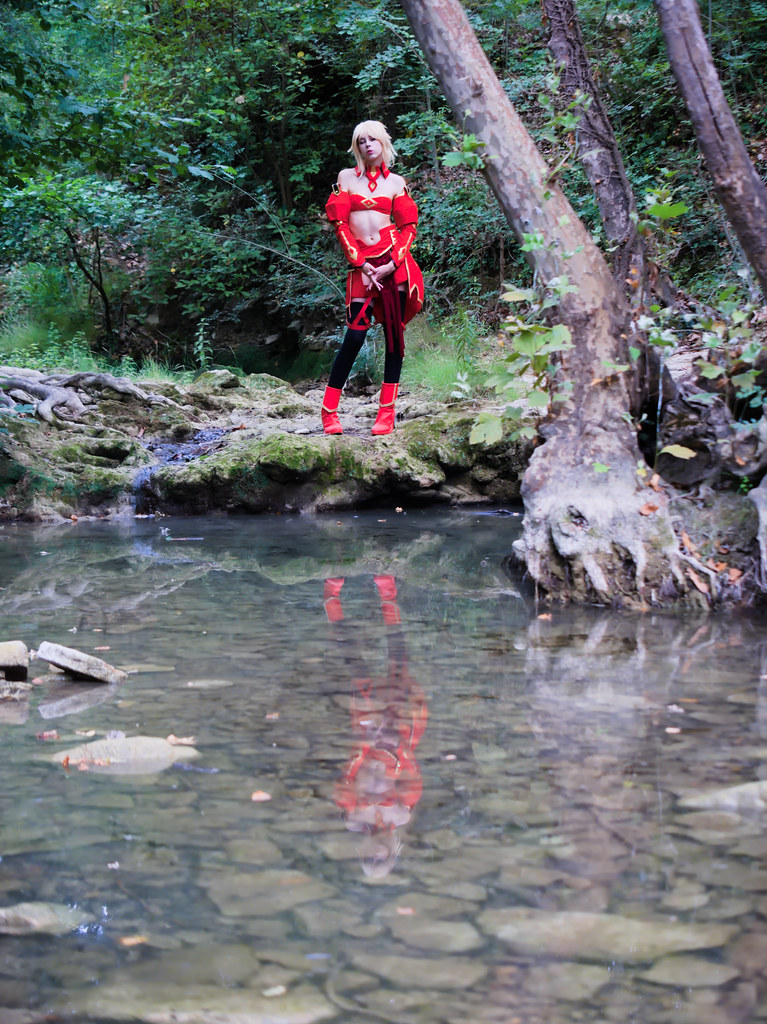related image - Shooting Mordred - Fate Apocrypha - Berges du Lez - Agropolis -2019-07-27- P1799163