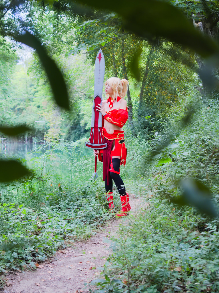related image - Shooting Mordred - Fate Apocrypha - Berges du Lez - Agropolis -2019-07-27- P1799127