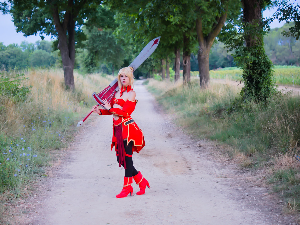 related image - Shooting Mordred - Fate Apocrypha - Berges du Lez - Agropolis -2019-07-27- P1799117