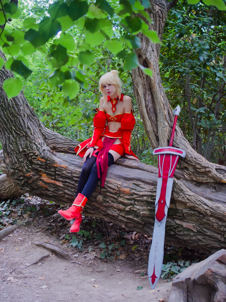 related image - Shooting Mordred - Fate Apocrypha - Berges du Lez - Agropolis -2019-07-27- P1799200