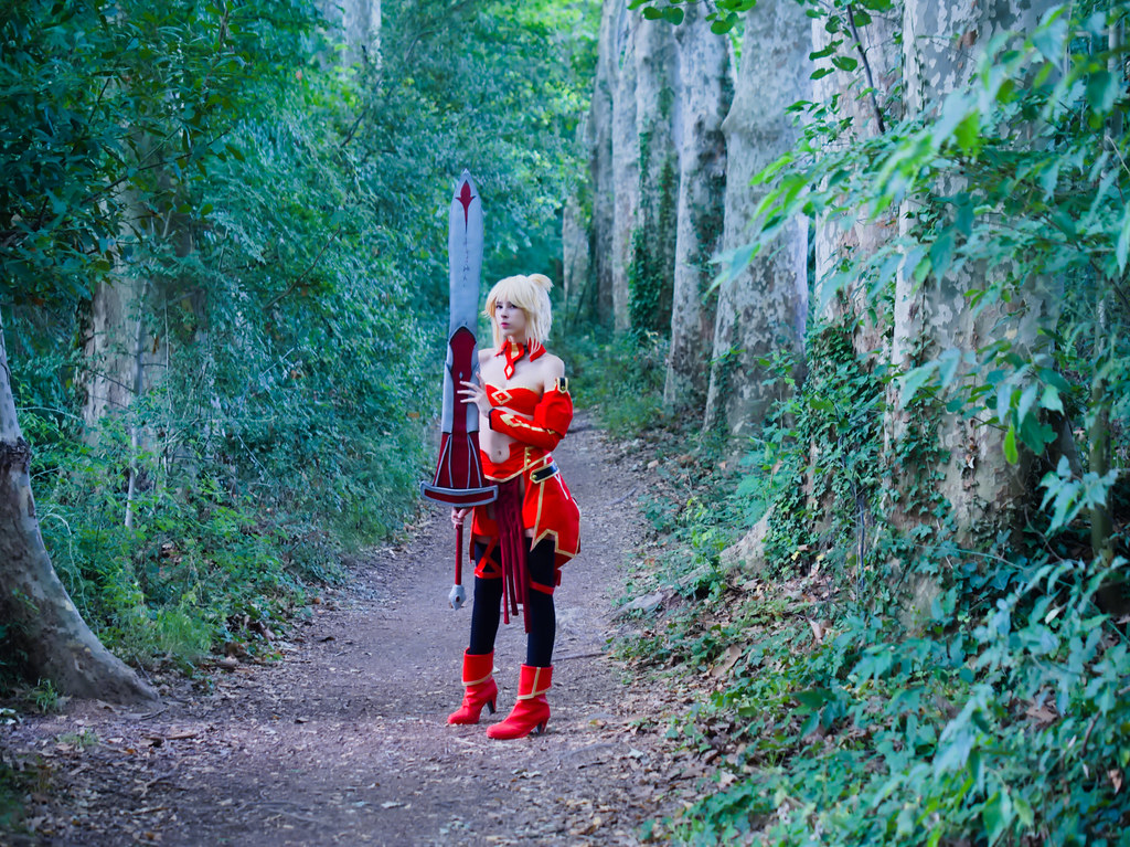 related image - Shooting Mordred - Fate Apocrypha - Berges du Lez - Agropolis -2019-07-27- P1799185