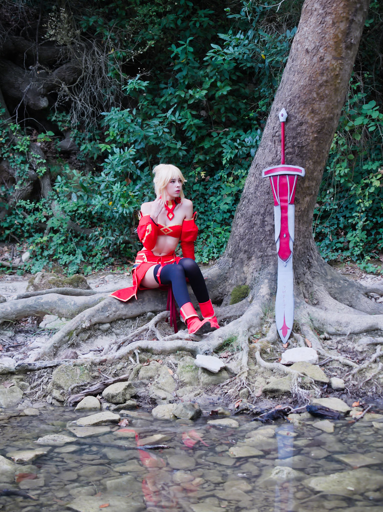 related image - Shooting Mordred - Fate Apocrypha - Berges du Lez - Agropolis -2019-07-27- P1799141