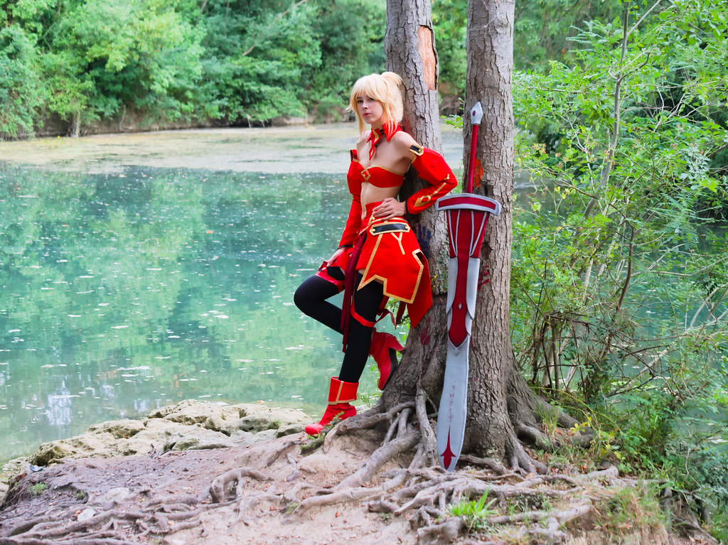 related image - Shooting Mordred - Fate Apocrypha - Berges du Lez - Agropolis -2019-07-27- P1799218