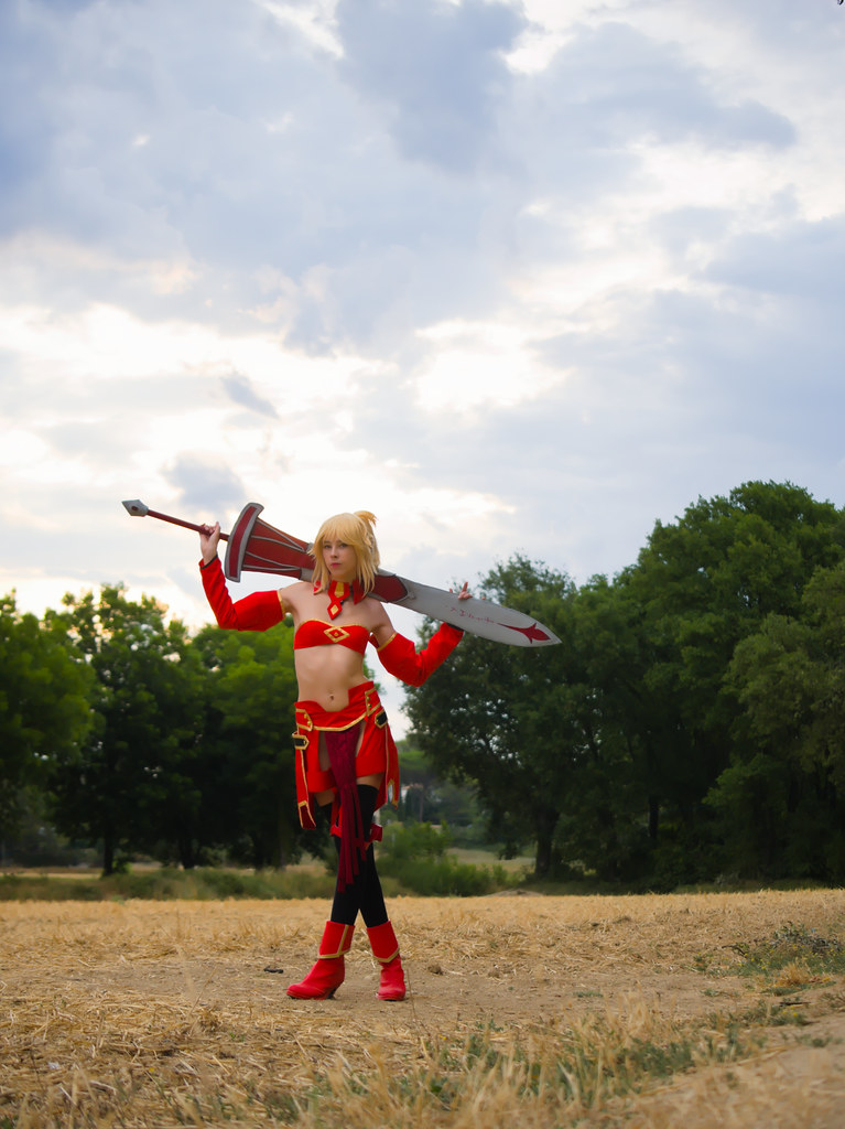 related image - Shooting Mordred - Fate Apocrypha - Berges du Lez - Agropolis -2019-07-27- P1799134
