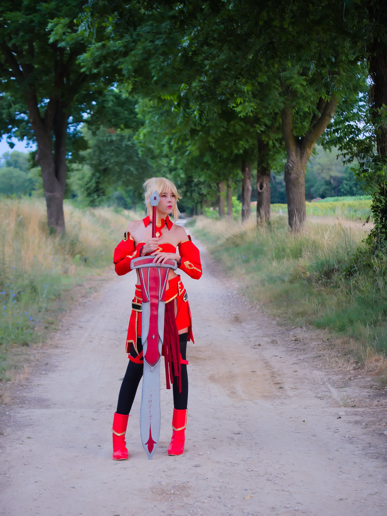 related image - Shooting Mordred - Fate Apocrypha - Berges du Lez - Agropolis -2019-07-27- P1799122