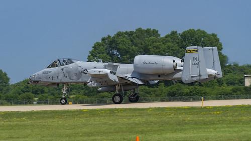 United States Air Force Fairchild A-10 Warthog 80-0230