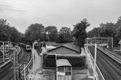 Branch line at Barnt Green