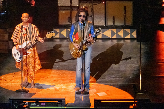 Lenny Kravitz : Raise Vibration Tour - Radio City Music Hall, New York (2019)