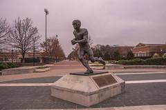 Doak Walker Statue