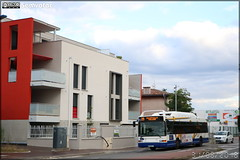 Heuliez Bus GX 317 GNV – Tisséo n°0402