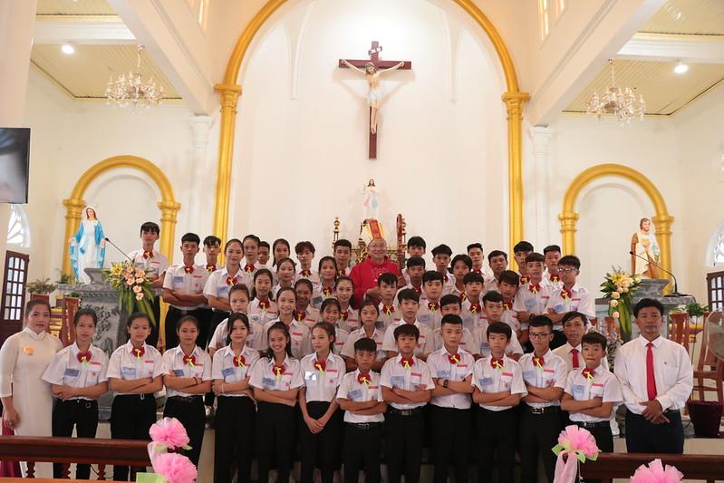 Gx. Tien Thuy them suc