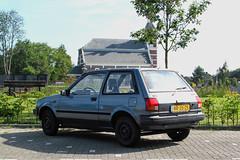 1985 Toyota Starlet 1.0 DX