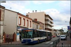 Irisbus Citélis 18 – Tisséo n°0963
