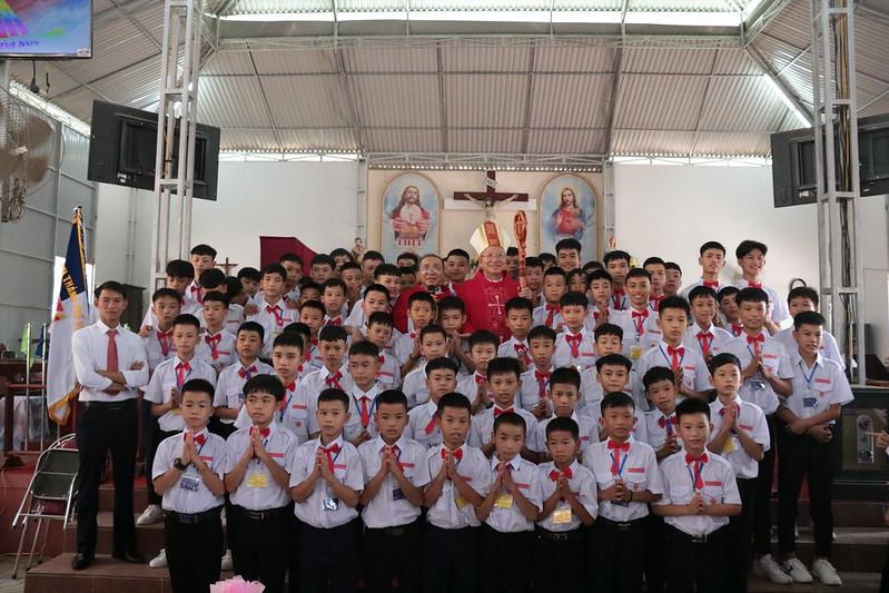 Gx. Trang Dinh them suc