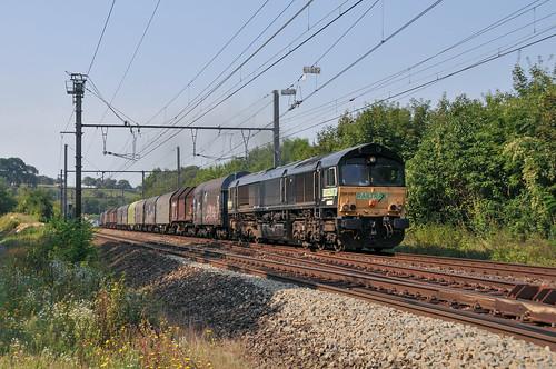 Railtraxx 266 118 Bassenge 27.08.2019